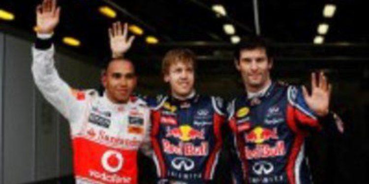 Vettel, pole; Hamilton, segundo... y Alonso quinto en el GP de Australia de F1