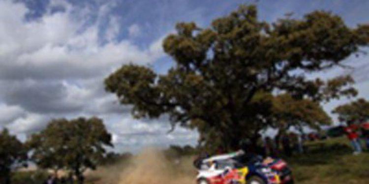 Ogier camino de revalidar victoria en el Rally de Portugal