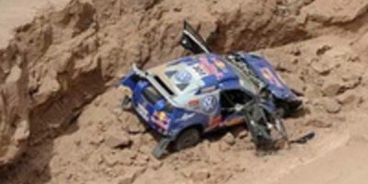 Perú formará parte del itinerario del Dakar 2012
