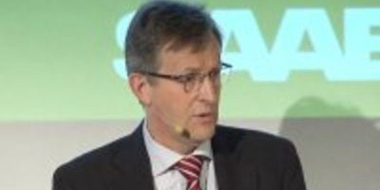 Jan Ake Jonsson, mandamás de Saab, abandona su cargo