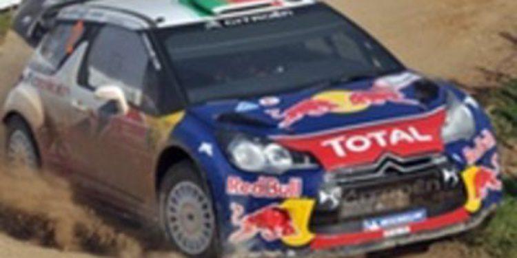 Ogier gana en Portugal y Loeb alcanza el liderato en la general
