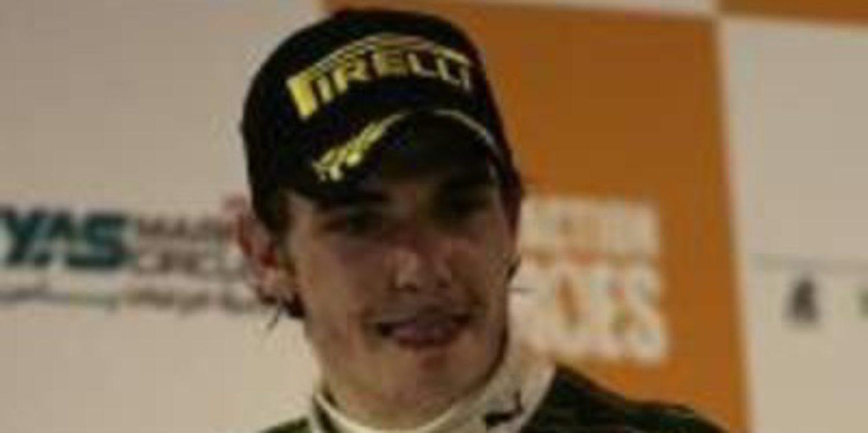 Pésimo comienzo de Dani Clos en la primera prueba de GP2 de 2011
