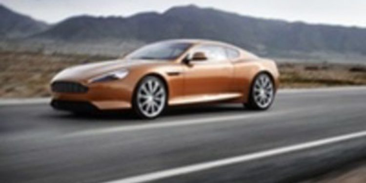 Aston Martin revive el modelo Virage