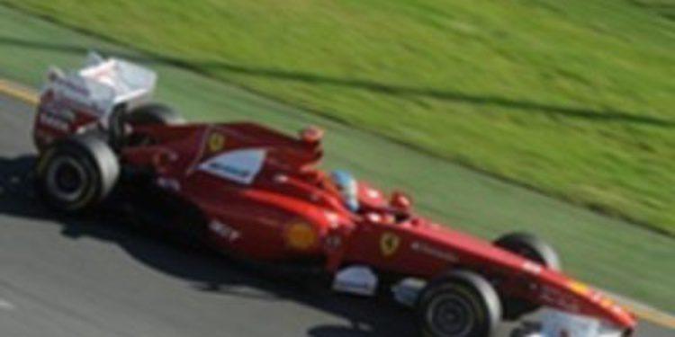 """Alonso: """"No ha sido el inicio que queríamos, pero tampoco hay que preocuparse"""""""