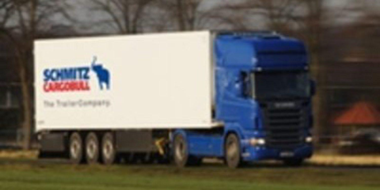 Se fabrica la unidad número 1000 en la planta de Schmitz Cargobull de Zaragoza