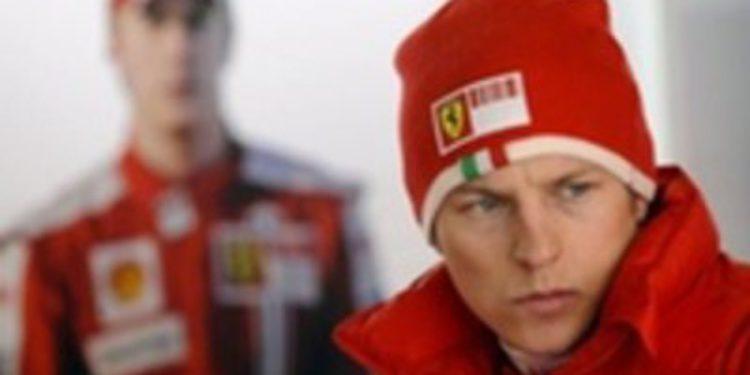 Kimi Raikkonen cambiará los rallies por las camionetas de la NASCAR