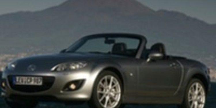 El Mazda MX-5, 'Mejor Descapotable' en los Premios Carbuyer