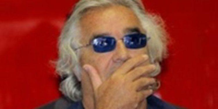 """Briatore: """"La diferencia entre el Ferrari y el Red Bull es una eternidad"""""""