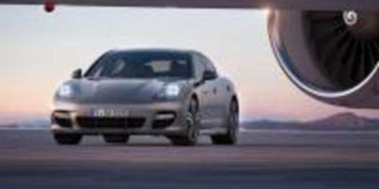 Turbo S, el Panamera más potente de Porsche