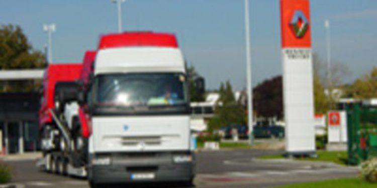 Renault Trucks se involucra con el proyecto Freilots de mercancías