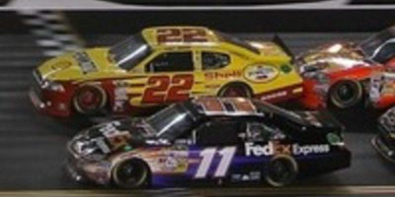 Los nombres del fin de semana en la NASCAR: Kurt Busch y Dale Earnhardt Jr