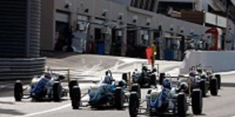 Buenos resultados de los españoles en la primera prueba de la F3 Euro Series