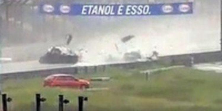 Fallece el piloto Gustavo Sondermann durante una carrera en Brasil