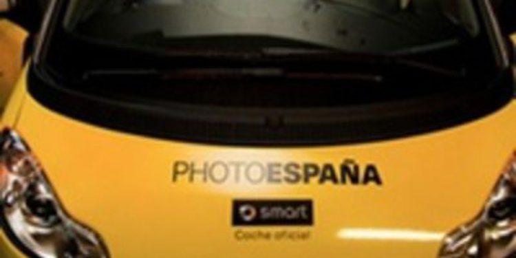 Smart, coche oficial de PhotoEspaña 2011