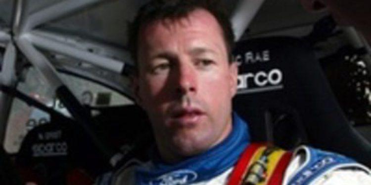 Colin McRae entra en el Salón de la Fama del Rally Acrópolis