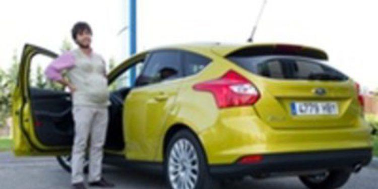El nuevo Ford Focus también tiene en cuenta a las embarazadas