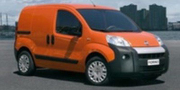 Descenso del 8,6% en las ventas de vehículos comerciales ligeros