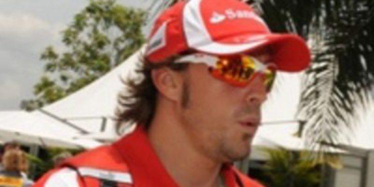 """Alonso: """"Será una calificación difícil en un fin de semana difícil"""""""