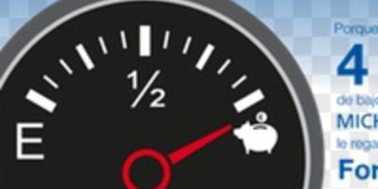 Ford y Michelin se alían para reducir el consumo de carburante