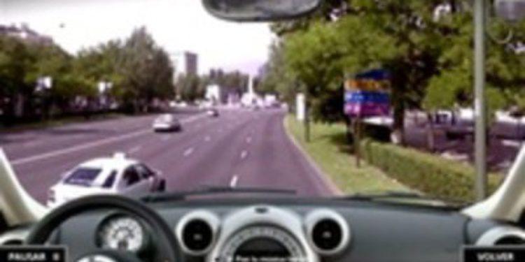 MINI estrena otra nueva aplicación para iPad: Getaway