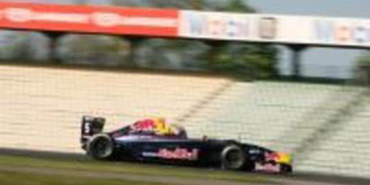 Doble 'pole' para Carlos Sainz Jr. en Hockenheim