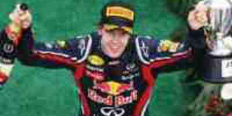 Vettel se lleva también el GP de Malasia mientras un error de Alonso lo deja sexto