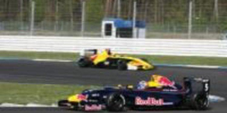 Fin de semana espectacular para Carlos Sainz Jr.