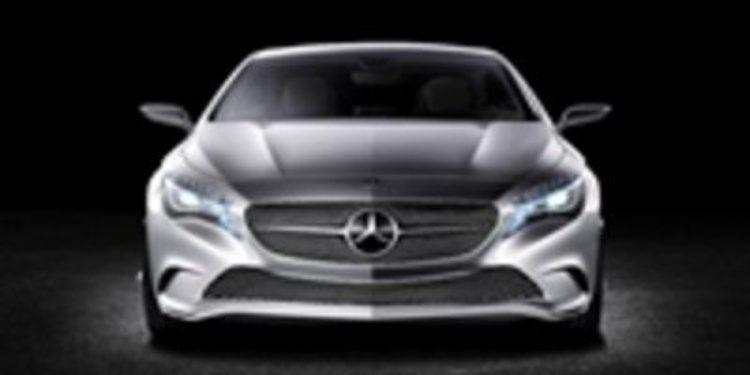 Mercedes Clase A Concept: redefiniendo la especie