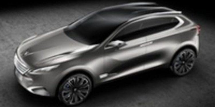 Peugeot SxC, un prototipo secreto de crossover que verá la luz en Shangai