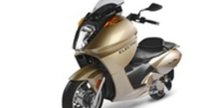 Las motos eléctricas Vectrix de litio ya están disponibles en España