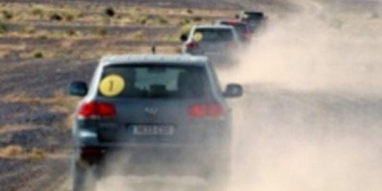 Si tienes un Touareg, Volkswagen te propone vivir una 'Aventura en Marruecos'