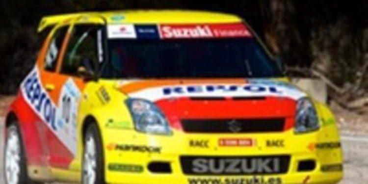En Suzuki Iberica ven clave el Rally de Canarias