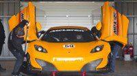 El superdeportivo McLaren MP4-12C GT3 tendrá su versión 'de calle'