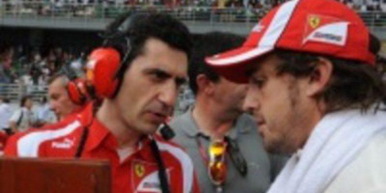 """Fernando Alonso cree que """"Vettel y su Red Bull parecen inalcanzables"""""""