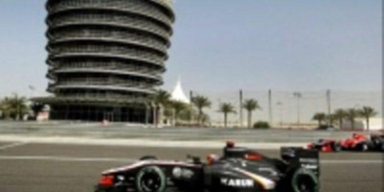 Cancelado oficialmente el GP de Bahrein de Fórmula 1