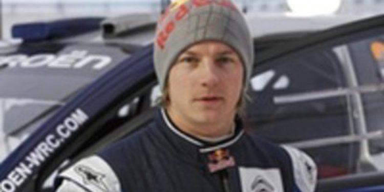 El rumbo de Kimi Raikkonen