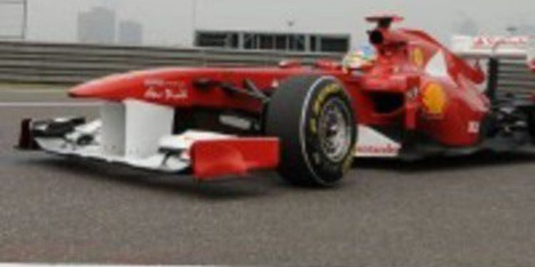 """Fernando Alonso """"El podio sigue siendo el objetivo"""""""