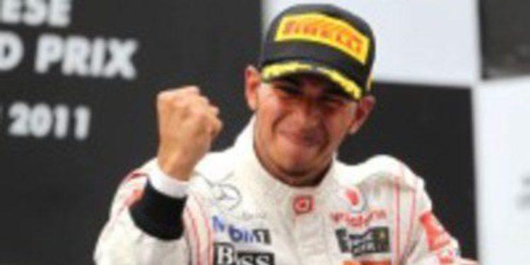 Hamilton gana el GP de China y demuestra que Vettel es batible