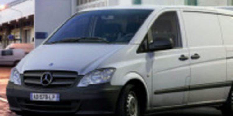 Mercedes-Benz protagonista de los Premios a los Vehículos Industriales del año