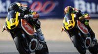 Jordi Torres se impone en Moto2 y Rins en 125GP en el CEV