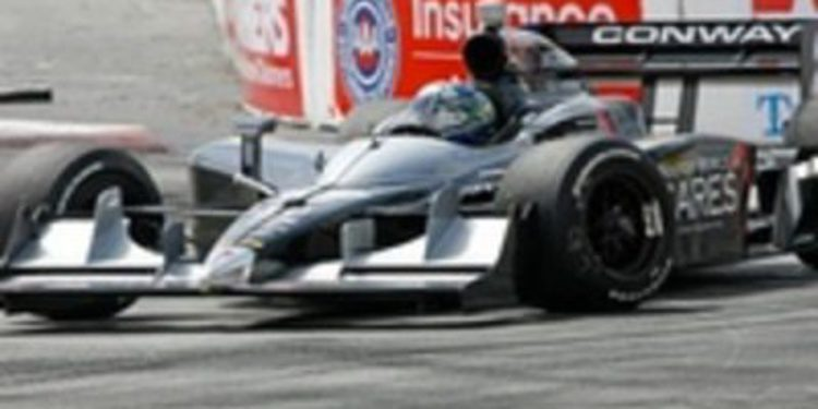 Mike Conway vence en Long Beach en la Indycar