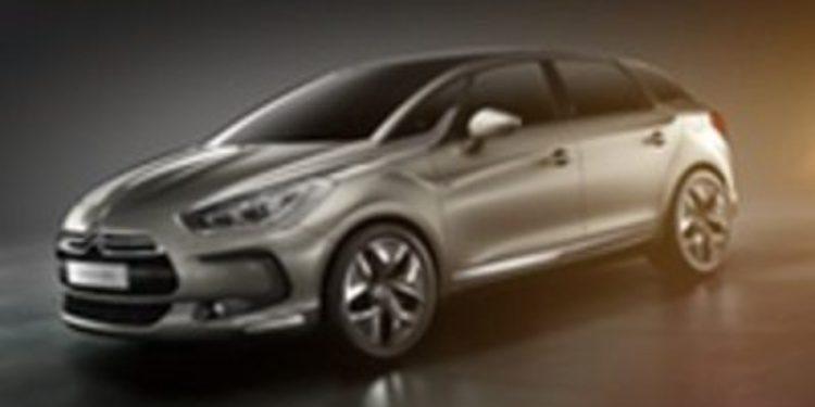 Citroen presenta en China el DS5 con tecnología Hybrid4