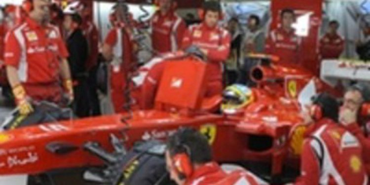 "Fernando Alonso: ""Si tienes un coche rápido como Red Bull, da igual la estrategia"""