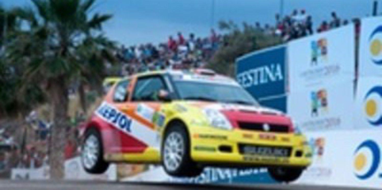 El equipo Suzuki domina en la Copa de España de 2RM