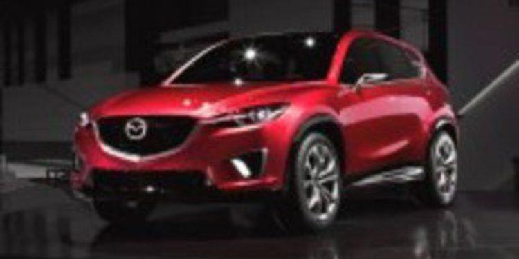 Mazda hace ciertos los rumores: este es el nuevo CX-5