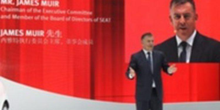 SEAT anuncia en Shangai su entrada en el mercado chino