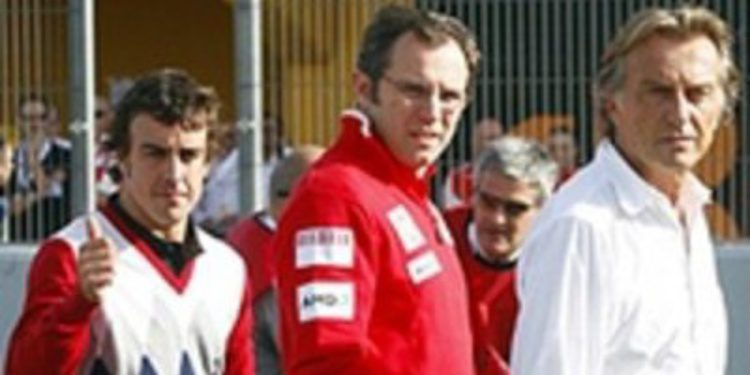 """Montezemolo lanza una advertencia a sus hombres: """"Esto no es Ferrari"""""""