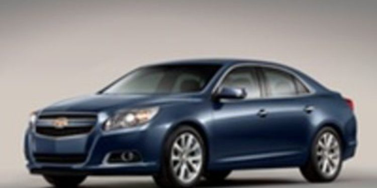El Chevrolet Malibu se presenta mundialmente