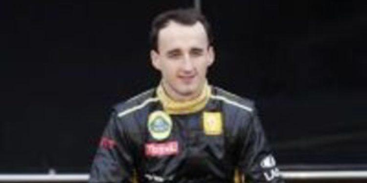 """Kubica: """"Utilizaré mi difícil experiencia para regresar tan fuerte como pueda"""""""