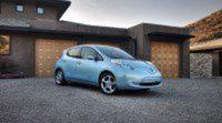 El Nissan Leaf se consagra como mejor vehículo del año 2011
